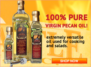 virgin pecan oil